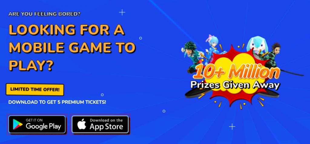 Claw Machine Gaming App