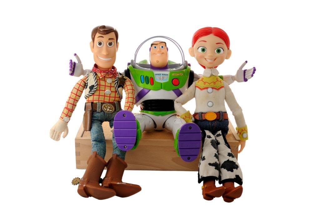 Toy Story Claw Machine-3